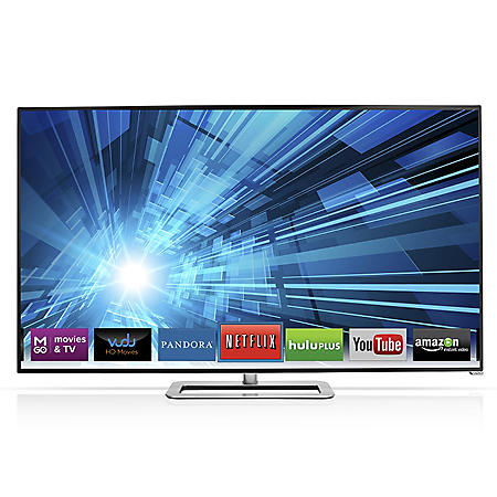 "VIZIO Razor 80"" Class 1080p Theater 3D LED Smart TV - M801D-A3"