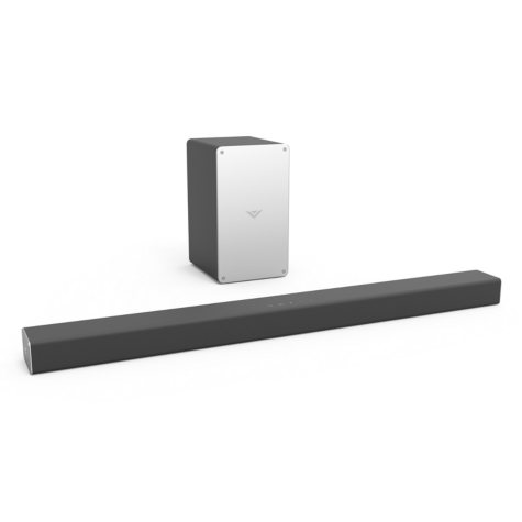 "VIZIO 36"" 2.1 Channel Sound Bar with Wireless Subwoofer, Bluetooth"
