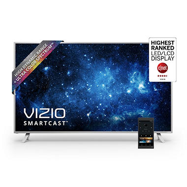 "VIZIO SmartCast 50"" Class Ultra HD HDR Home Theater Display - P50-C1"