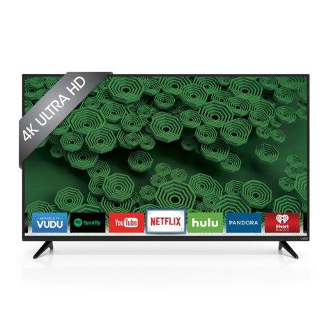 "VIZIO 55"" Class 4K Ultra HD LED Smart TV - D55u-D1"
