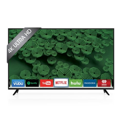 "VIZIO 65"" Class 4K Ultra HD LED Smart TV - D65u-D2"