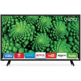 """VIZIO 39"""" Class 1080p Full Array Smart TV - D39F-E1"""