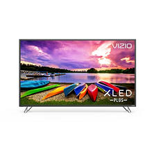 "VIZIO Smart cast 70"" Class 4K UHD HDR XLED Plus Display with Chromecast Built-in, M70-E3"