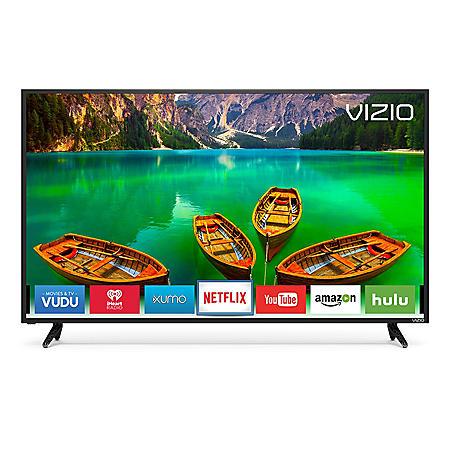 """VIZIO 50"""" Class UHD Full-Array LED Smart TV – D50-E1"""