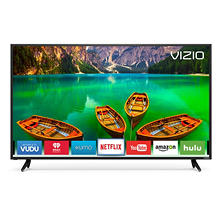 VIZIO 50 Class UHD Full-Array LED Smart TV  D50-E1