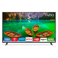 "VIZIO 65"" Class UHD Full-Array LED Smart TV –D65-E"