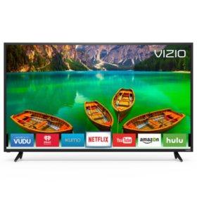 """VIZIO 43"""" Class UHD Full-Array LED Smart TV – D43-E2"""