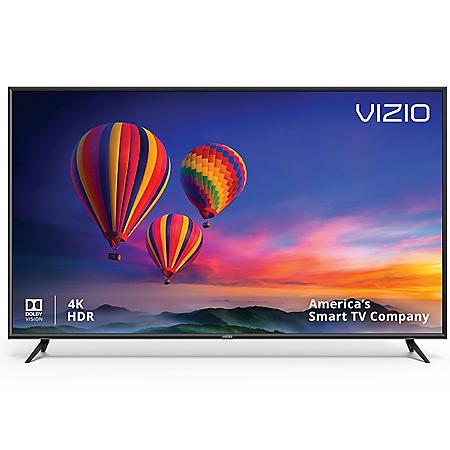 """VIZIO E-Series 55"""" Class (54.5"""" Diag.) 4K Ultra HD HDR Smart TV – E55-F0/1"""