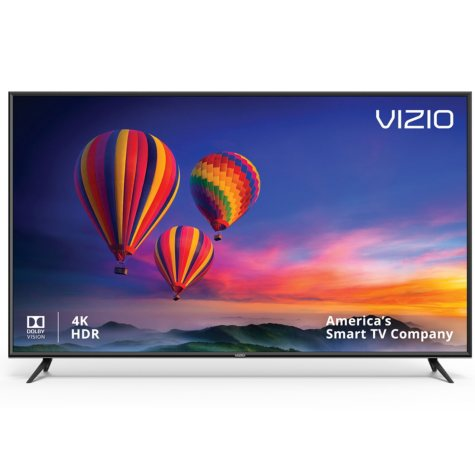 "VIZIO E-Series 55"" Class (54.5"" Diag.) 4K Ultra HD HDR Smart TV – E55-F0/1"