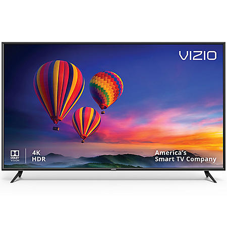 "VIZIO E-Series 65"" Class (64.5"" Diag.) 4K Ultra HD HDR Smart TV – E65-F0/1"