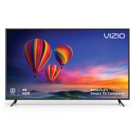 "VIZIO E-Series 50"" Class (49.5"" Diag.) 4K Ultra HD HDR Smart TV – E50-F2"