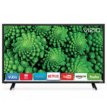 "VIZIO 32"" Class D-Series (31.50"" diag.) Full-Array LED Smart HDTV"