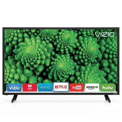 "VIZIO 32"" Class D-Series (31.50"" diag.) Full-Array LED Smart HDTV"