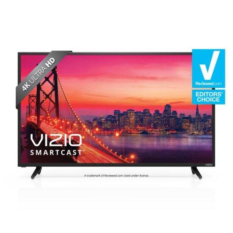 "VIZIO SmartCast 43"" Class Ultra HD Home Theater Display - E43u-D2"