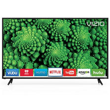 "VIZIO D-series 50"" Class (49.5"" Diag.) Full-Array LED Smart HDTV"