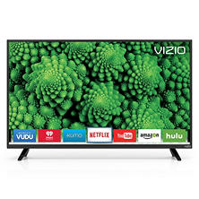 "VIZIO 40"" Class Full-Array LED Smart TV - D40-D1"