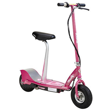 Razor® E300S Electric Scooter - Sweet Pea