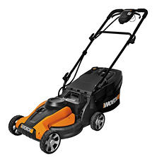 "WORX 14"" 24V Push Lawn Mower with IntelliCut"