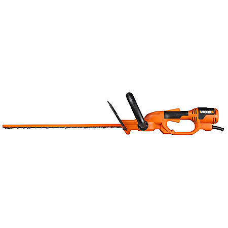 "WORX 20"" Electric Hedge Trimmer - 3.8 Amp"