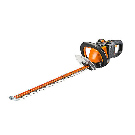 "WORX 40V Power Share Cordless 24"" Hedge Trimmer"