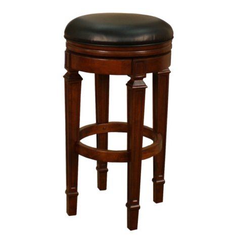 "Porter 30"" Bar Stool - Suede Finish"