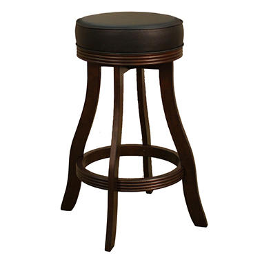 Hampton Bar Stool Walnut