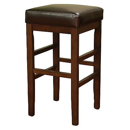 SIERRABACKLESS STOOL SQUARE SEAT