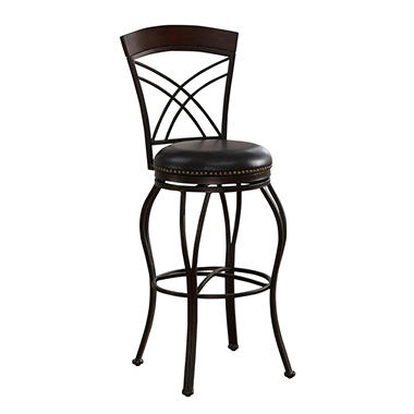 Campbell Barstool (Choose Height)