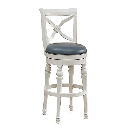 Charles White Barstool (Choose Height)