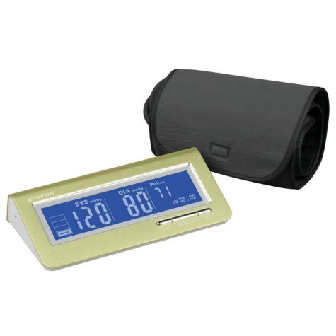 Veridian Metallic Green Blood Pressure Monitor