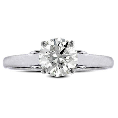 1.18 ct. t.w. Premier Diamond Collection Round Diamond Solitaire Ring (H, SI1)