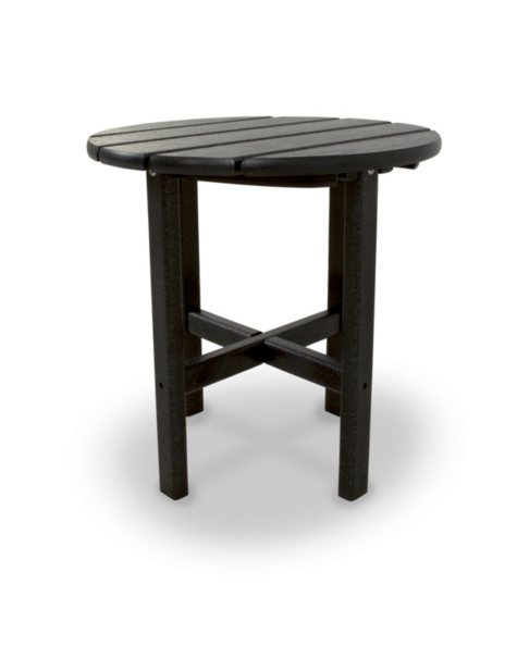 """18"""" Round Side Table by Ivy Terrace™  (Various Colors)"""