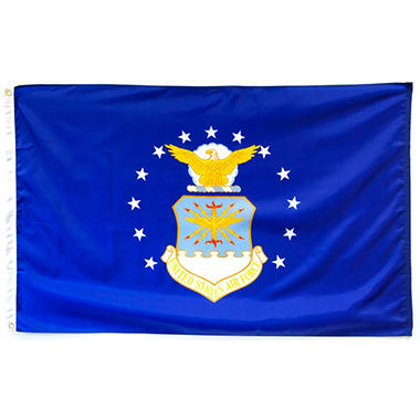 Air Force 3' x 5' Nylon Outdoor Flag