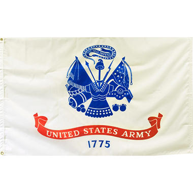 Army 3' x 5' Nylon Outdoor Flag