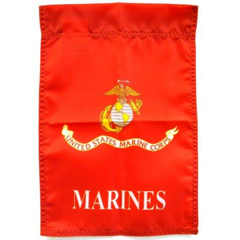 "Marine Corps 12"" x 18"" Garden Flag"