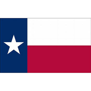 Texas 3' x 5' Rip Guard Flag