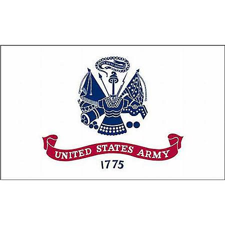 "Mini Army 4"" x 6"" Flag"