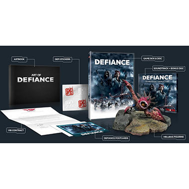 Defiance Collectors Edition - Xbox 360