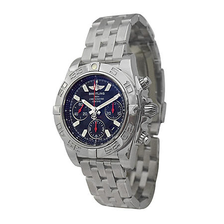 Men's Breitling Chronomat 41 Stainless Steel Watch