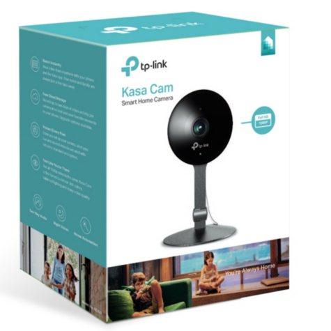 TP-LINK Kasa Indoor Camera