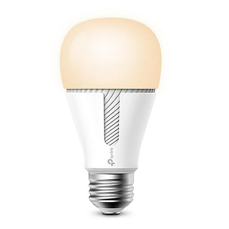 TP-LINK Kasa Smart Wi-Fi White LED Dimmable Single Light Bulb