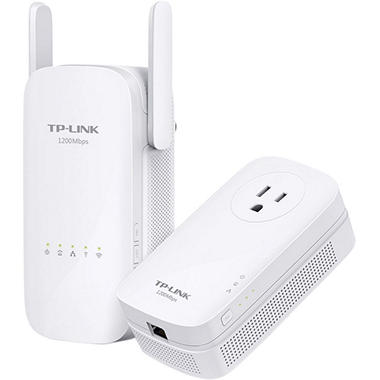 Powerline AC Wi-Fi Kit