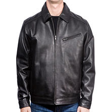 Emanuel Ungaro Men's Leather Jacket (Select Style)