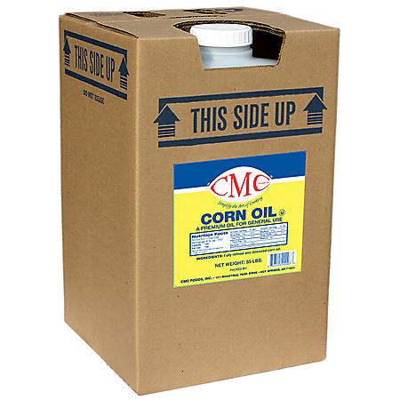 CMC Corn Oil - 35 lbs.
