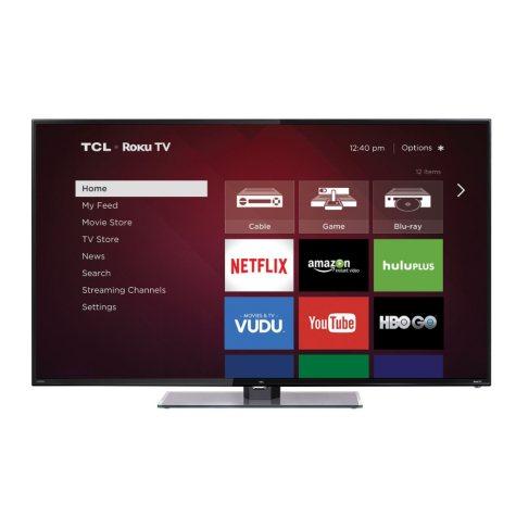 """TCL 48"""" Class 1080p LED Roku Smart HDTV - 48FS3700"""