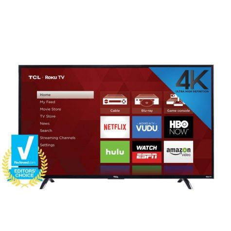 "TCL 50"" Class 4K UHD Roku Smart LED TV - 50UP120"
