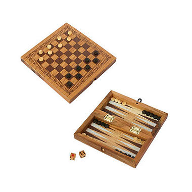 Backgammon/Checkers
