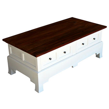 Solid Mahogany Diore Coffee Table