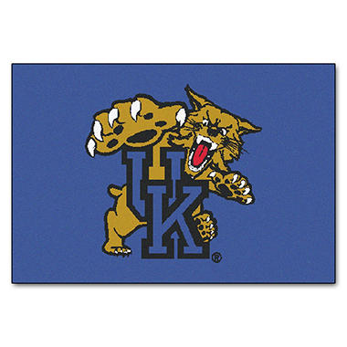 Ncaa University Of Kentucky Starter Mat Sam S Club
