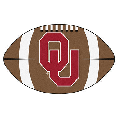 NCAA - University of Oklahoma Football Mat